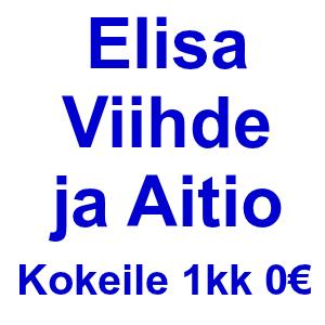 Elisa Viihde ja Aitio